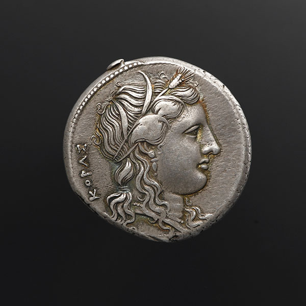 Illustration image for the Coins subcategory of Archaeology items