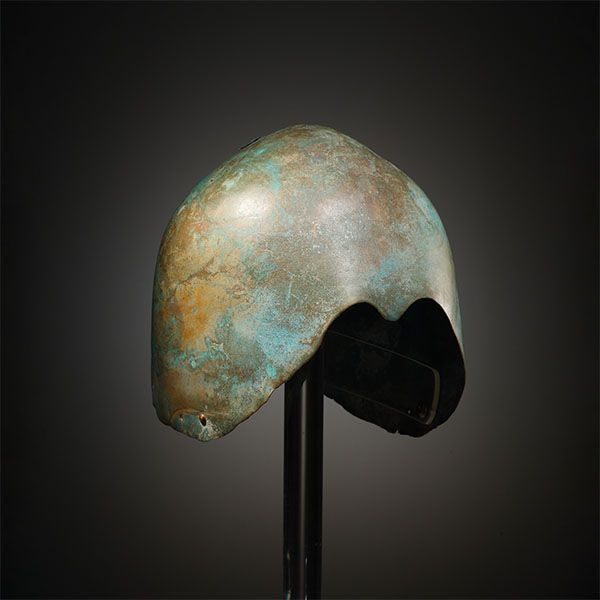 Illustration image for the Bronzes subcategory of Archaeology items